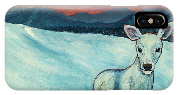 Deer Jud IPhone Case