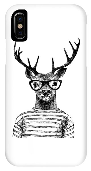 Lupita iPhone Case - Deer by Lupita Mastara