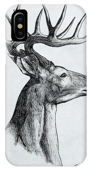 Deer IPhone Case