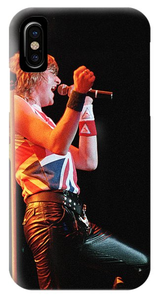 Def Leppard '83 IPhone Case