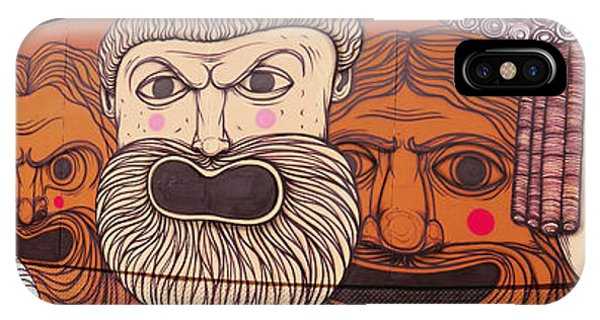 Defiant Graffitti IPhone Case