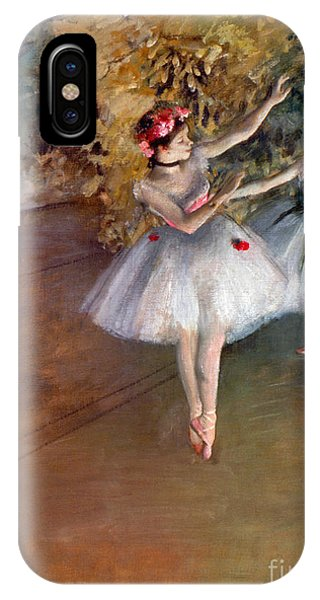 Degas: Dancers, C1877 IPhone Case