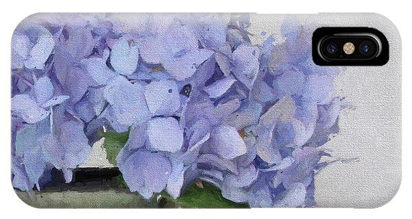 Degas Hydrangea IPhone Case