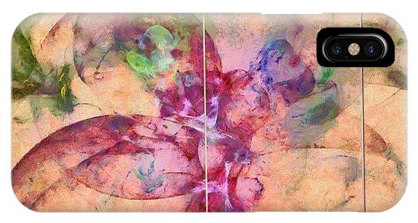 Atomic Tangerine iPhone Case - Dekagrams Nightmare  Id 16100-221550-42911 by S Lurk