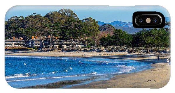 Del Monte Beach IPhone Case