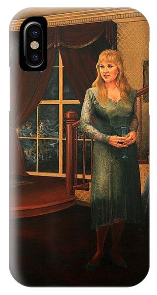 Delaina IPhone Case