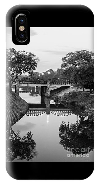Delaware Creek At Dawn IPhone Case