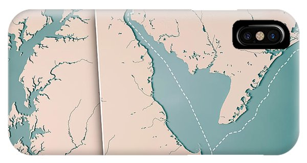 Chesapeake Bay Topographic Map.Chesapeake Bay Map Iphone Cases Page 3 Of 3 Fine Art America