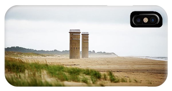 Delaware Towers IPhone Case