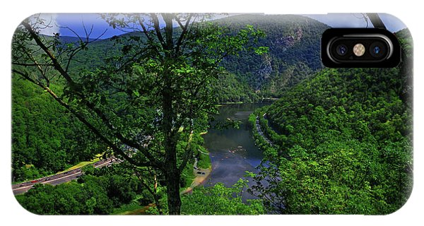 Delaware Water Gap IPhone Case