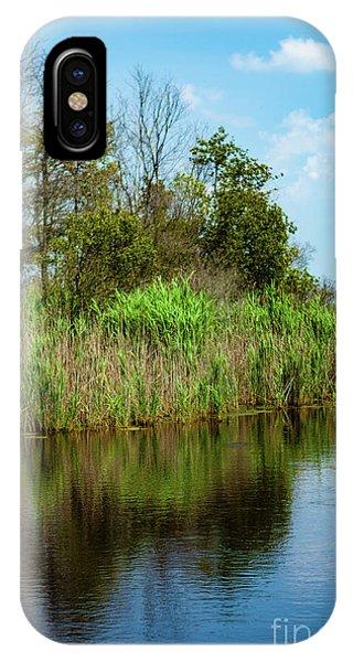 Delaware Waterway IPhone Case