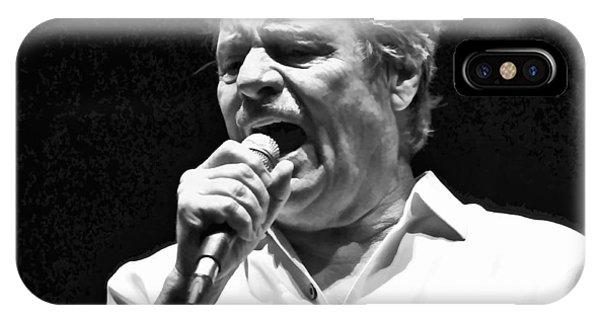 Delbert Mcclinton Sings The Blues IPhone Case