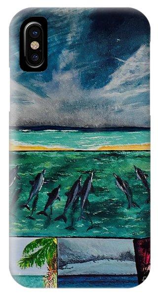 Delfin IPhone Case
