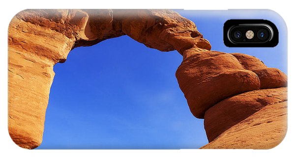 Arches National Park iPhone Case - Delicate Arch by Chad Dutson