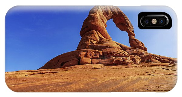 Desert iPhone Case - Delicate Perspective by Chad Dutson