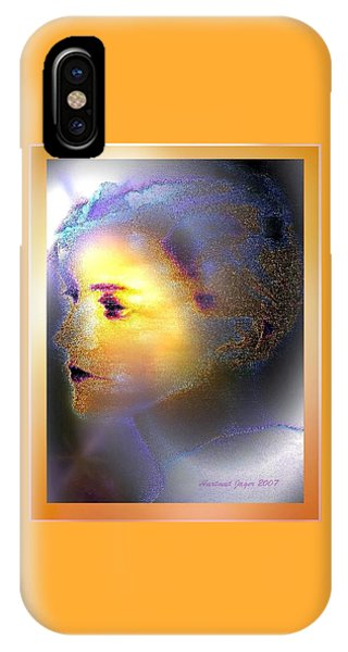 Delicate  Woman IPhone Case