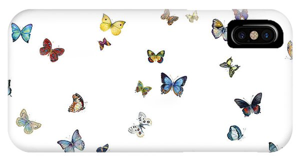 Insect iPhone Case - Delphine by Amy Kirkpatrick