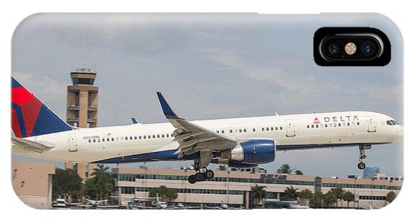 Delta Airline IPhone Case