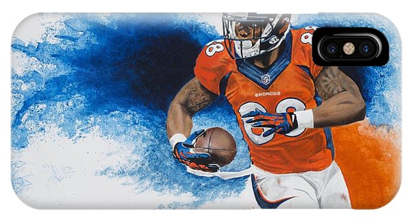 Demaryius Thomas IPhone Case