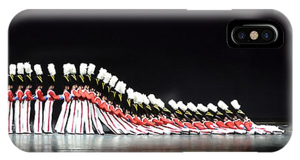 Rockettes iPhone Case - Demise Of The Toy Soldiers by Richard Ortolano