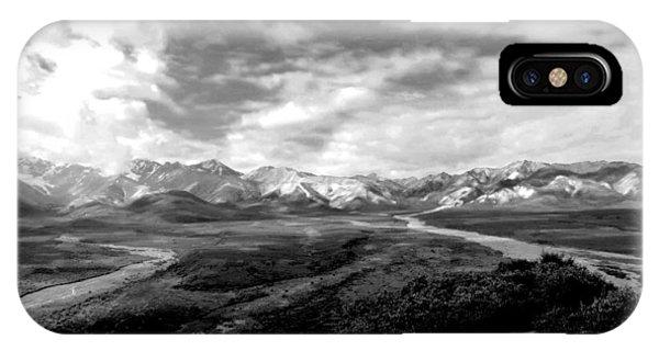 Dick Goodman iPhone Case - Denali National Park 4 by Dick Goodman