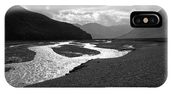 Dick Goodman iPhone Case - Denali National Park 5 by Dick Goodman