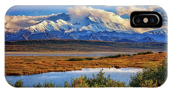Denali, The High One IPhone Case