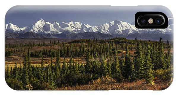Denali Tundra IPhone Case
