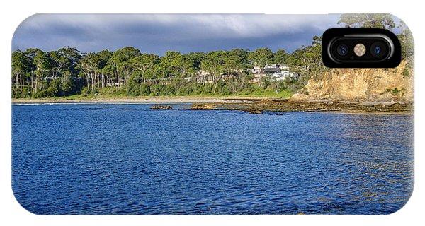 Denhams Beach - Nsw - Australia IPhone Case