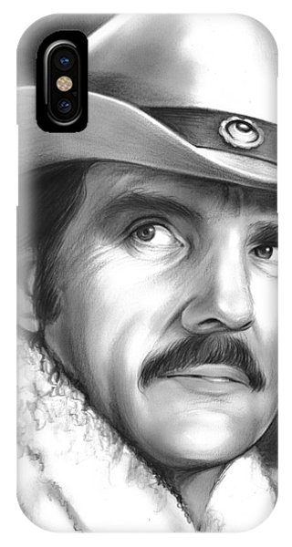 Dennis Weaver IPhone Case