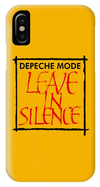 Leave iPhone Case - Leave In Silence by Luc Lambert