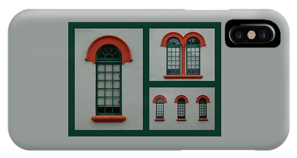 Depot Windows Collage One IPhone Case