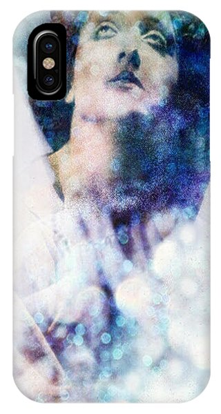 Depression Angel IPhone Case