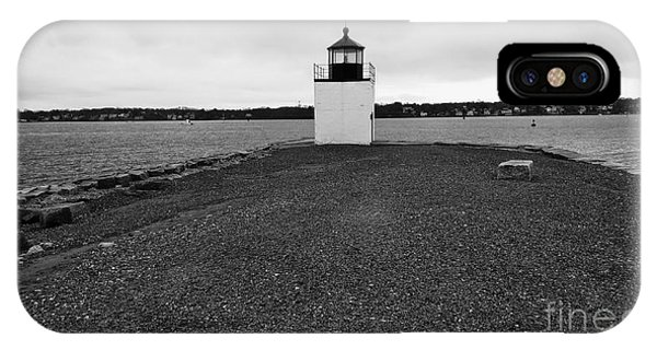 Derby Wharf Lighthouse IPhone Case