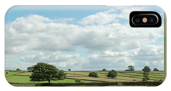 Derbyshire Landscape IPhone Case
