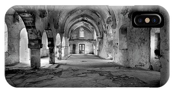 Derelict Cypriot Church. IPhone Case