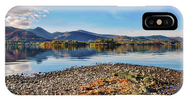 Derwent Shoreline IPhone Case