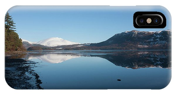Derwentwater Shore View IPhone Case