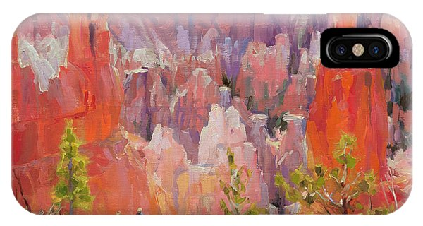 Cause iPhone Case - Descent Into Bryce by Steve Henderson