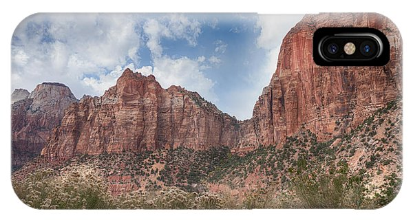 Descent Into Zion IPhone Case