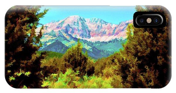 Deseret Peak IPhone Case
