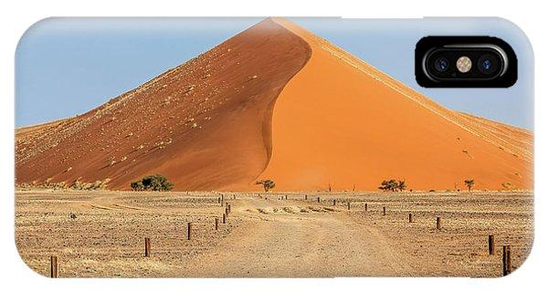 Desert Dune IPhone Case