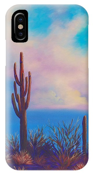 Desert Fog IPhone Case