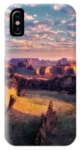 Desert Glow   IPhone Case