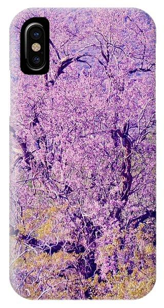 Desert Ironwood  Beauty 2 IPhone Case
