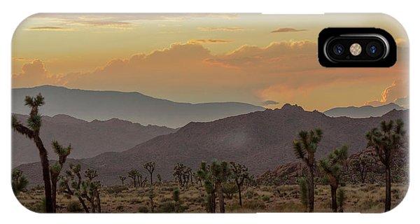Desert Magic IPhone Case