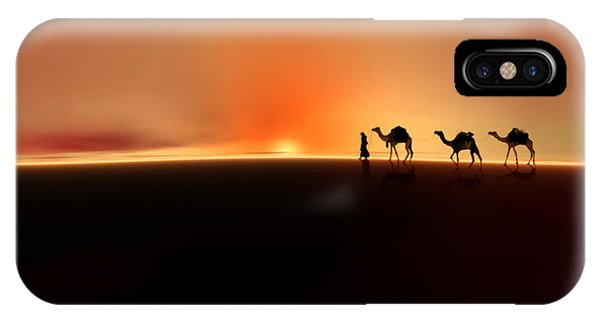 Desert Mirage IPhone Case