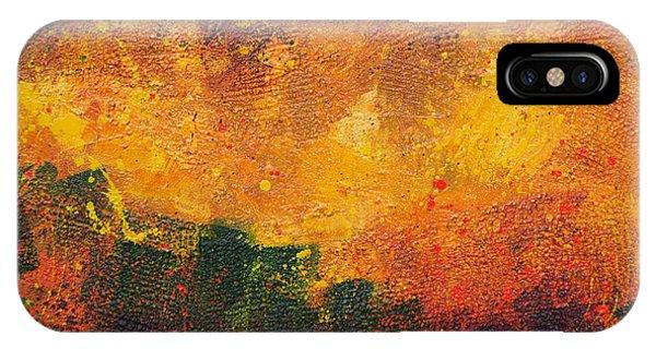 iPhone Case - Desert Oasis by Julie Acquaviva Hayes