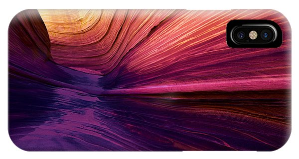 American Southwest iPhone Case - Desert Rainbow by Chad Dutson