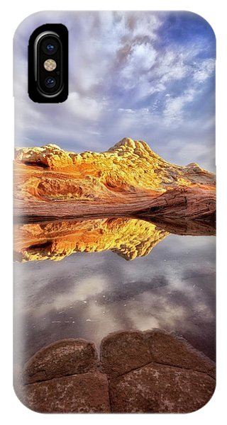 Desert Rock Drama IPhone Case